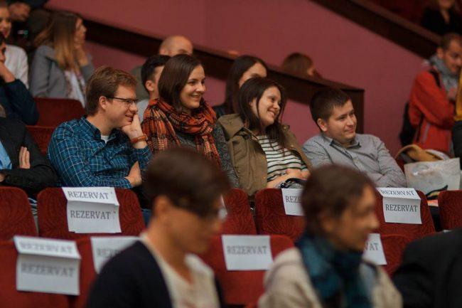 Tinerii s-au bucurat de premiera TIFF la Chișinău Sursa foto