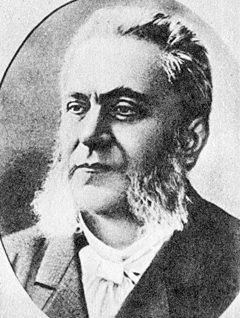 Istoricul A. D. Xenopol. Sursa foto