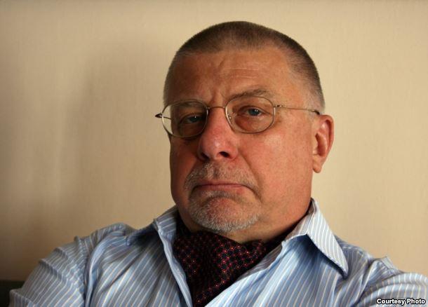 Iurie Fiodorov, autorul cărții
