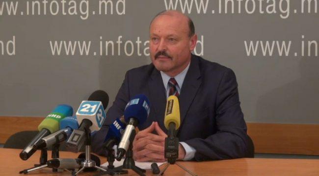 Valeriu Ghilețchi FOTO captură privesc.eu