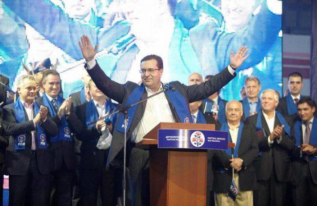 PD consideră că PPDA afectează imaginea candidatului Marian Lupu FOTO PDM