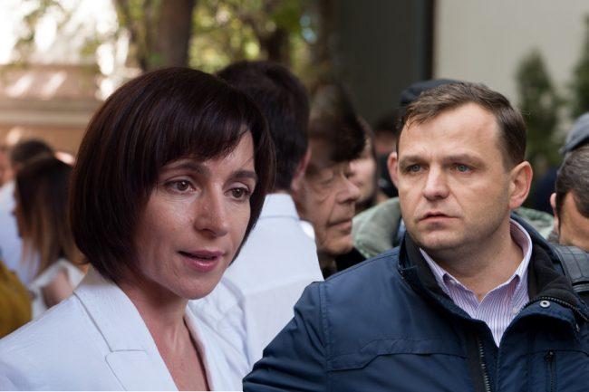 Discuțiile despre un candidat comun au început din luna martie FOTO Sandu Tarlev