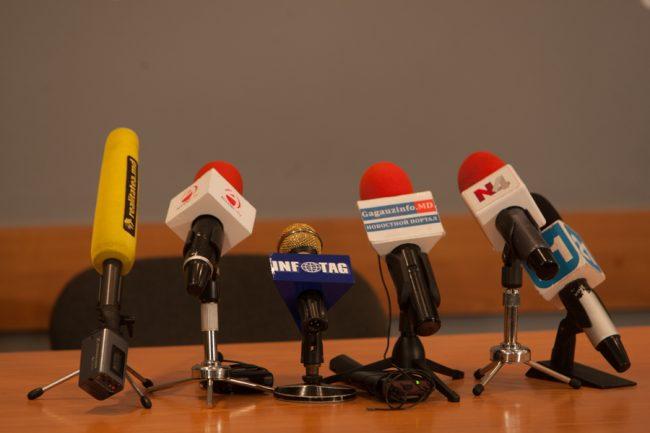presa mass-media