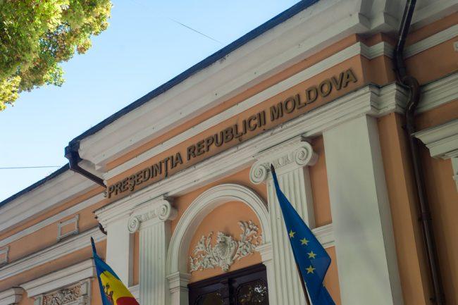 Președenția Republicii Moldova