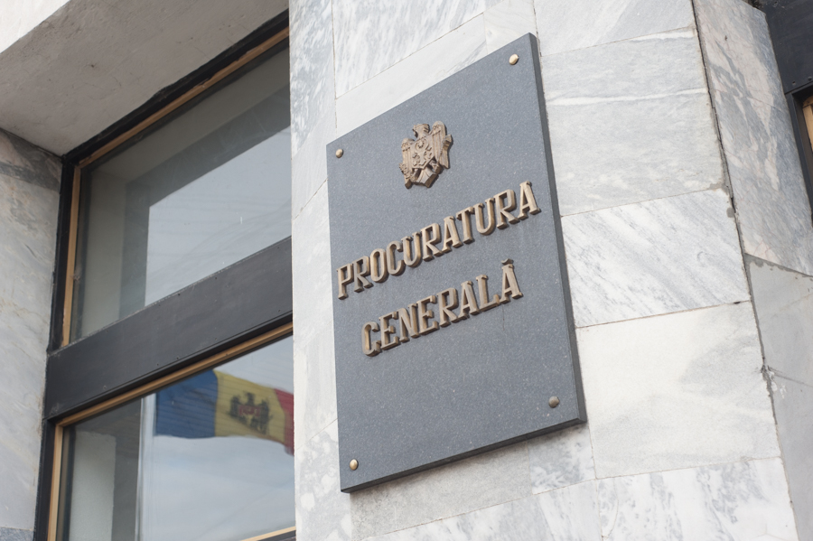 Procuratura Generală a R. Moldova