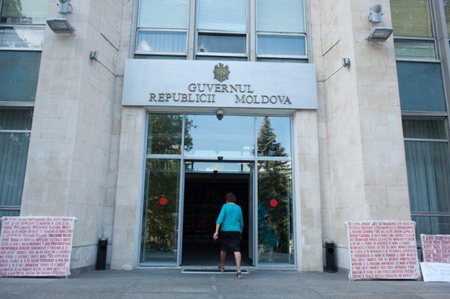 Cancelaria de Stat asigură activitatea Guvernului FOTO Sandu Tarlev