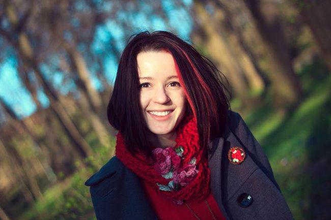 Anastasia Colesnicov spune că autoritățile trebuie să ia în considerație ideile tinerilor specialiști. FOTO Arhiva personală