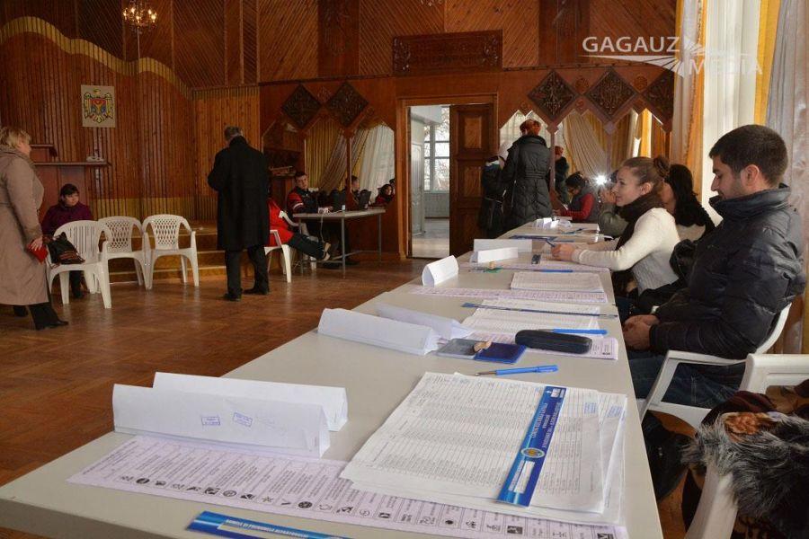 Găgăuzii au fost pasivi la alegeri FOTO gagauz media