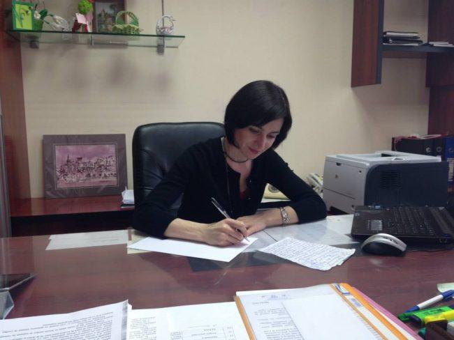 În programul său electoral Maia Sandu promite să aibă mai multe inițiative legislative FOTO profil Facebook