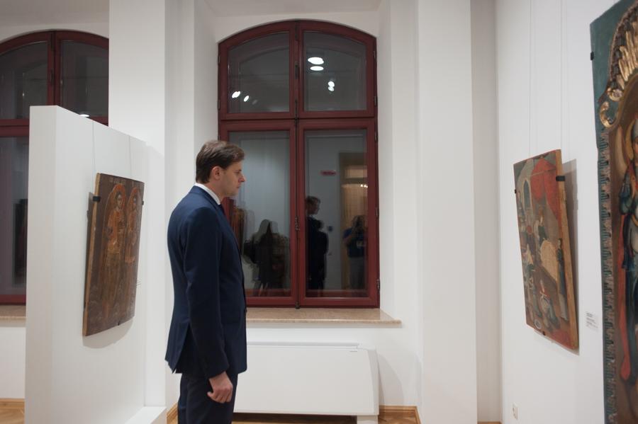 Deputatul Chiril Lucinschi. FOTO: Sandu Tarlev