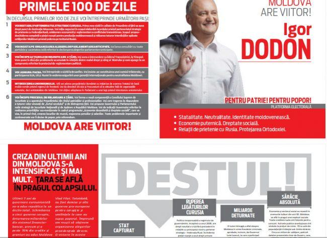 program-igor-dodon