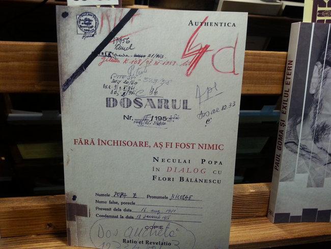 Cartea, lansată la Târgul Gaudeamus din București. FOTO: Natalia Munteanu