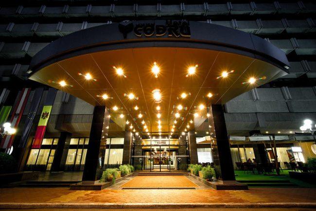 Complexul hotelier Codru. FOTO Codru.md