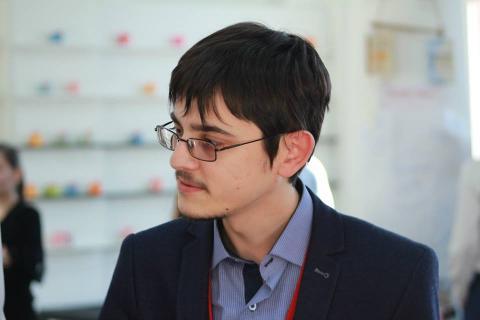 Vladislav Șarban. Foto: ASM.md