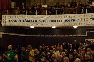 Traian Băsescu FOTO: Sandu Tarlev