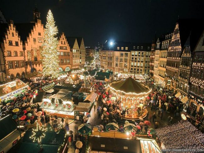 Târg de Crăciun din Viena, Austria. Sursa foto