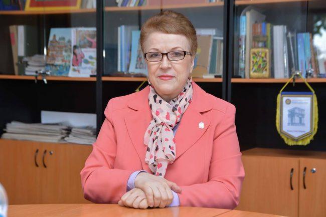 """Alexandra Can, directoarea întreprinderii """"Artima"""" Sursa foto"""