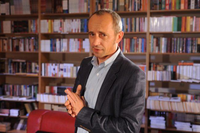Gheorghe Erizanu, fondatorul și directorul editurii Cartier Sursa foto