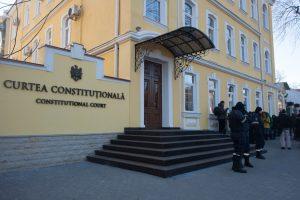 Curtea Constituţională a Republicii Moldova