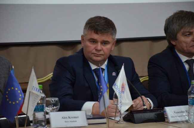 Veaceslav Eni directorul Termoelectrica. Foto: Facebook