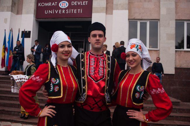 Găgăuzii fac parte din unul din grupurile etnice care locuiesc compact, preponderent în UTA Găgăuzia FOTO Sandu Tarlev