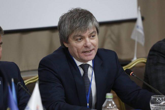 Viceministul Economiei Valeriu Triboi. Foto: Termoelectrica