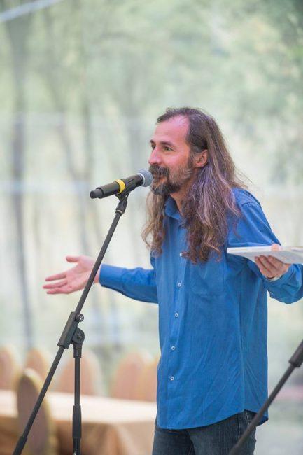 Poetul Emilian Galaicu-Paun. FOTO: Facebook