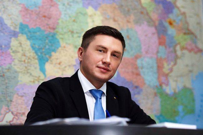 Constantin Codreanu, președintele Comisiei pentru comunitățile de români din afara granițelor țării din Camera Deputaților