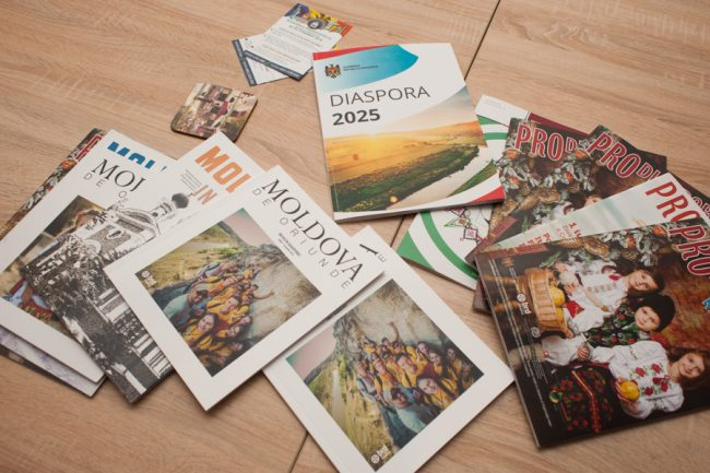 Reviste editate de BRD FOTO Sandu Tarlev