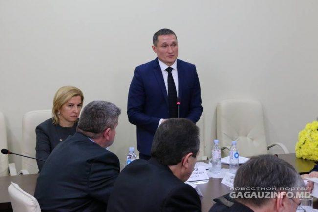 Alexandru Tarnavschii își prezintă prioritățile pentru mandatul său în calitate de președinte al APG Sursa foto