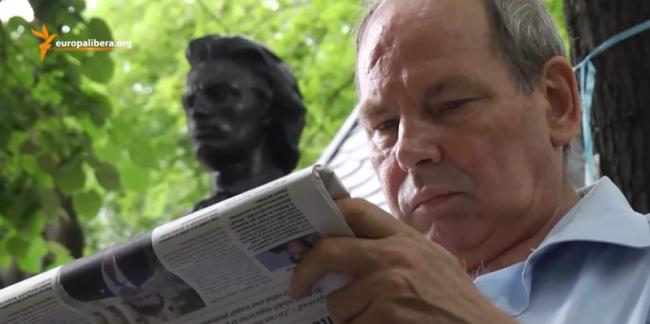 Lingvistul Vlad Pohilă FOTO captură video