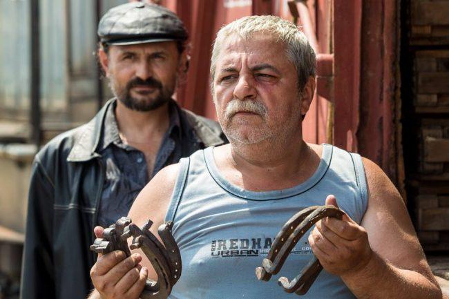 Secvență din film. FOTO: facebook.com/Afacerea Est