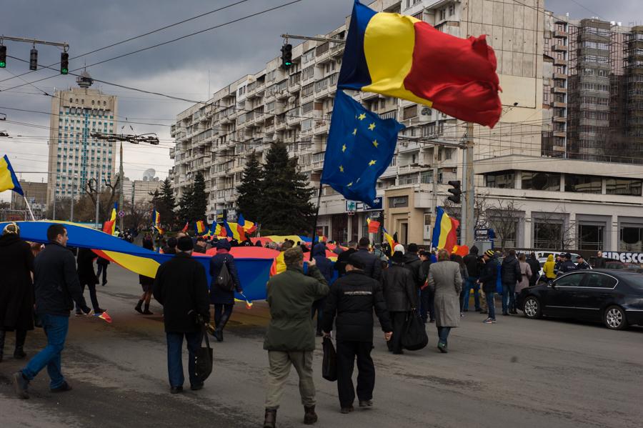 marsul tricolorului