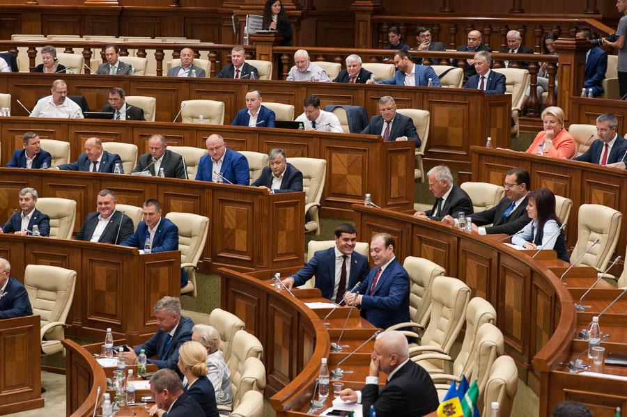 sedinta parlamentului