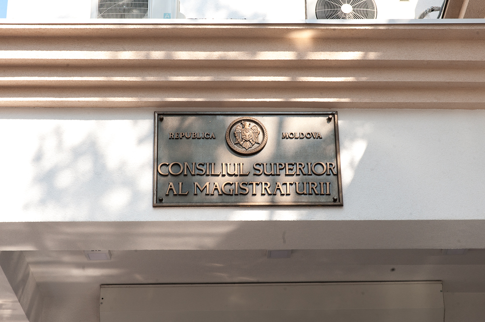 consiliul superior al magistraturii